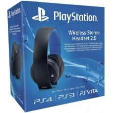 Беспроводные наушники для PS4_PS3 2,0 черные, , Аксессуары