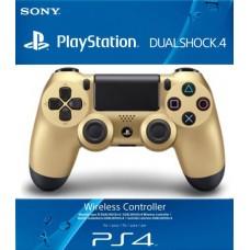 Джойстик Dualshock 4 для игровой приставки PS4 (Gold), , Аксессуары