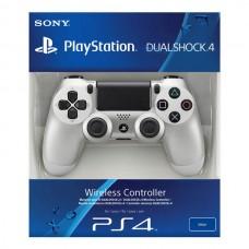 Джойстик Dualshock 4 для игровой приставки PS4 (Silver), , Аксессуары