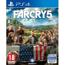 Far Cry 5 (PS4, русская версия)..