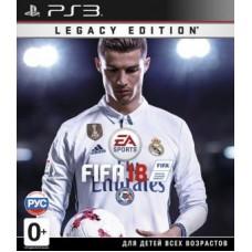 FIFA 18: Legacy Edition (PS3, русская версия), , Спорт