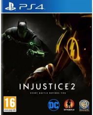 Injustice 2 (PS4, ру..