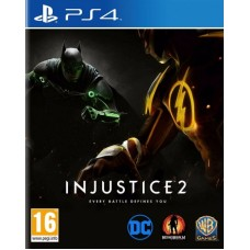 Injustice 2 (PS4, русские субтитры), 241808, Драки