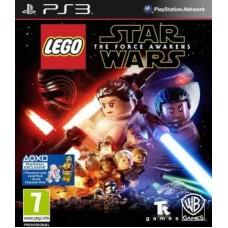 LEGO Star Wars The Force Awakens (PS3, русские субтитры), 95571, Детские игры