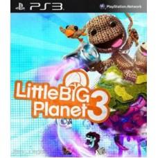 LittleBigPlanet 3 (PS3, русская версия), 23583, Приключения/Экшн