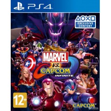Marvel vs Capcom Infinite (PS4, русские субтитры), 1024744, Драки