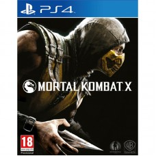 Mortal Kombat X (PS4, русские с..