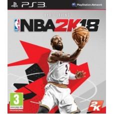 NBA 2K18 (PS3), , Спорт