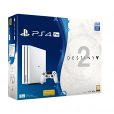 PlayStation 4 Pro Bundle (1 Tb, белый, Destiny 2), , Консоли