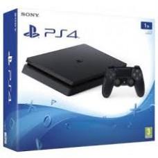 PlayStation 4 SLIM 1Tb (1000 Gb, CUH-20XXA), 38617, Консоли
