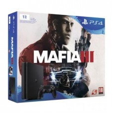 PlayStation 4 SLIM Bundle (1 Tb, Mafia 3), , Консоли