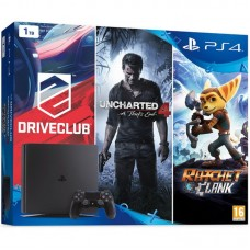 PlayStation 4 SLIM Bundle (1000..