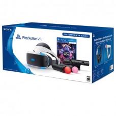 PlayStation VR Launch Bundle (PS4, шлем виртуальной реальности), 220730, Аксессуары