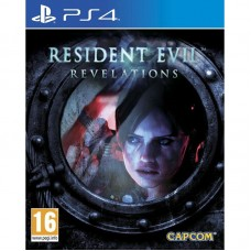 Resident Evil Revelations HD (PS4, русские субтитры), 220466, Приключения/экшен