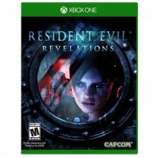 Resident Evil: Revelations HD (Xbox One, русские субтитры), , Приключения/экшен