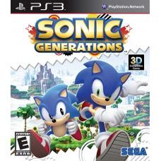 Sonic Generations (PS3)..