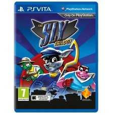 The Sly Trilogy (PS Vita), , Игры для PS VITA