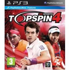 Top Spin 4 (PS3), , Спорт