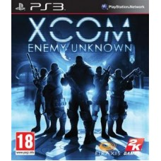 XCOM: Enemy Unknown (PS3)..